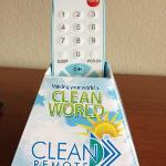  Clean remote