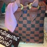  SAC PLAT LOUIS VUITTON FRONT