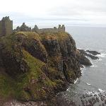  From the area of Dunnottar Castle