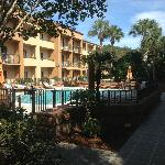 Φωτογραφία: Courtyard Jacksonville Mayo Clinic/Beaches