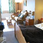 Our Spacious Room