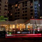  Southern Sun Ikoyi Hotel exterior night view