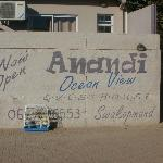  Anandi gibt es auch in Swakopmund