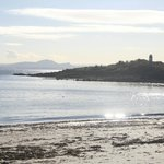 Silver Sands Beach - aberdour - October 2012