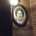 Picture of Jennie Wade in her namesake room.