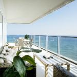 Luxury Beach Barcelona Apartments - Sea view sun Terrace