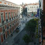  View towards Plaza del Sol