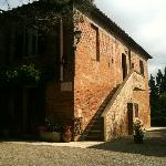  uma tpica villa na Toscana