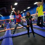 Sky Zone Indoor Trampoline Park Kansas City