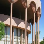  Grady Gammage Auditorium-southwest side