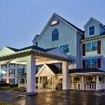  CountryInn&amp;Suites Kingsland ExteriorNight