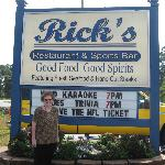 Rick's Was A Hit!