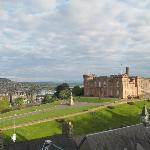 Overlooking Inverness Castle