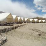 Pangong Retreat