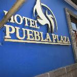 Photo de Hotel Puebla Plaza