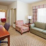  CountryInn&amp;Suites LaGrange Suite