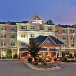 CountryInn&Suites LaGrange ExteriorNight