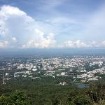  Chiangmai from doi suthep