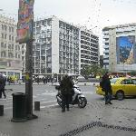  Omonia Square - fine during the day but scary at night