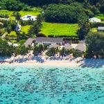 Our wonderful property - absolute beachfront with privacy