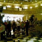  Lobby del Gran Hotel Ancira 100 aos