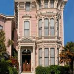 Capturing the romantic spirit of the Victorian era,originally built in the early 1870