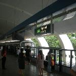  Aljunied MRT station - very clean.
