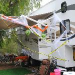 Vampire fest 2012..decorate your trailers!