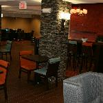 Hampton Inn Chicago-Carol Stream resmi