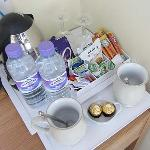 Refreshments tray