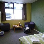 Room # 19 - Double room with shared bath