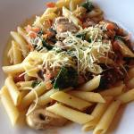 fusilli di callo (with penne)