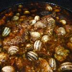  Fabulous stew with snails