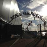 World of Boats Cardiff Bay