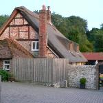 The Thatched Barn Foto