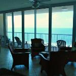 30-foot wide WALL OF GLASS overlooking Gulf