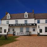 Manor House Hotel Holy Island