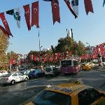 Photo de Taksim Home Apart