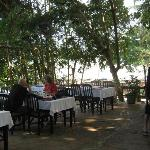  Sala Prabang breakfast terrace (and caf)