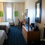 Fairfield Inn Salt Lake City/Draper resmi
