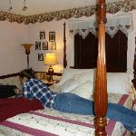 Acorn Bed and Breakfast at Mills River Foto
