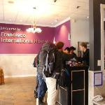 Φωτογραφία: San Francisco International Hostel