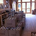 Inside the Hidden Springs Maple farm store