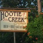 Foto de Hootie Creek House Bed & Breakfast