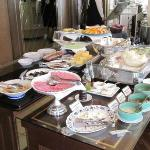 more breakfast buffet options