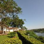 Lodges Next to River Nile