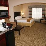 Foto van Holiday Inn Express Hotel & Suites Oklahoma City West-Yukon