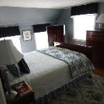 Barn Suite Room