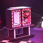 amazing illusions at the High Jinx magic show