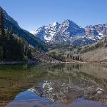 The Maroon Bells (14ers)